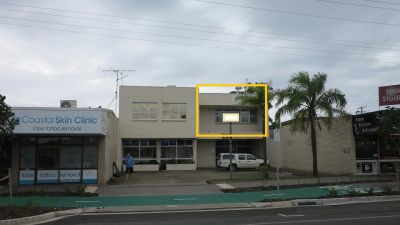 FIRST FLOOR OFFICE IN MOOLOOLABA