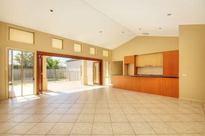 Immaculate 4 bedroom + study family home with pool in Central Varsity Lakes location