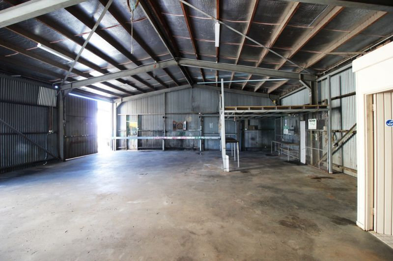 Portsmith Warehouse For Lease - Muir Street