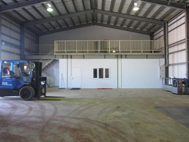 ONE OF A KIND INDUSTRIAL PROPERTY WITH AN AIR CONDITIONED WORKSHOP!