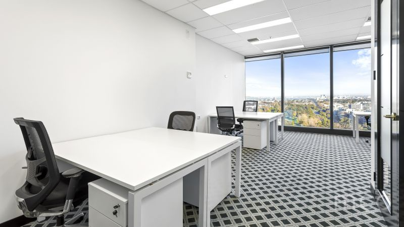 A work environment to impress at the iconic St Kilda Rd Towers