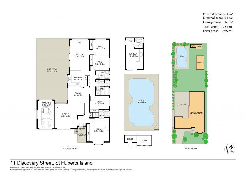 11 Discovery Street St Huberts Island 2257