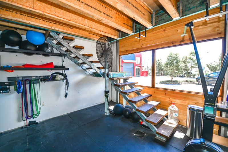 Approved Small Gym In Noosaville Industrial Area