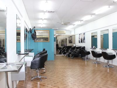 Hair Salon Ready to Go