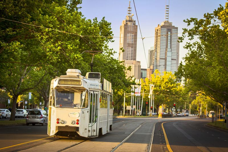 Move into the iconic St Kilda Rd Towers