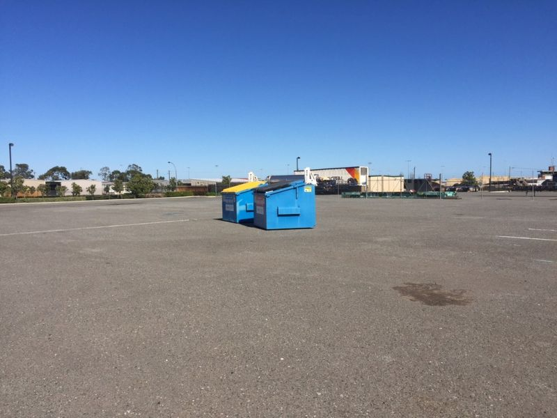 CENTRALLY LOCATED SECURE STORAGE YARD / LAYDOWN