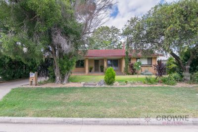 PARTIALLY RENOVATED HOME IN FANTASTIC AREA