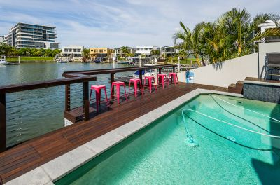 Spacious Waterfront Villa with Loads of Features - Priced to Sell!