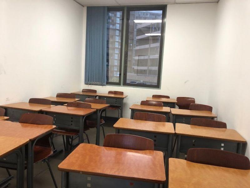 9B EDUCATION WHOLE Floor LEASE @ 741 George