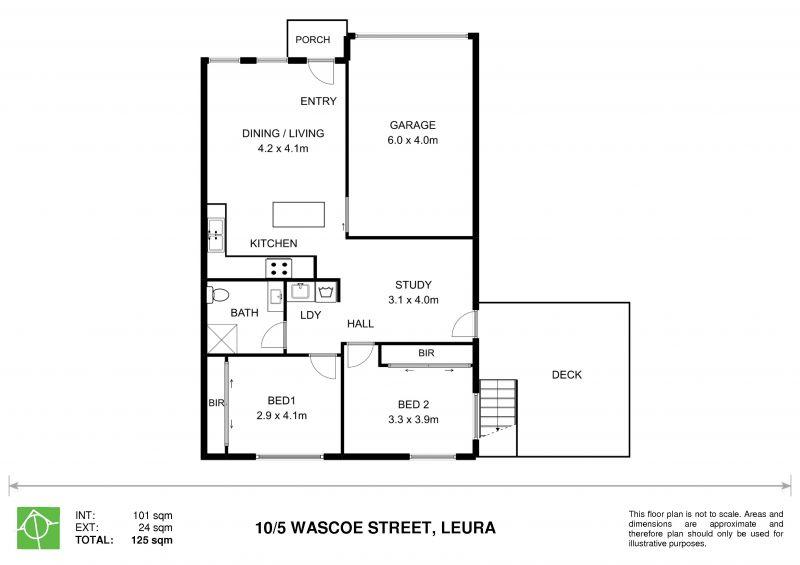 10/5 Wascoe Street Leura 2780