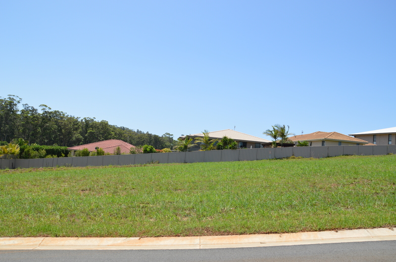 Fabulous Land For A New Home