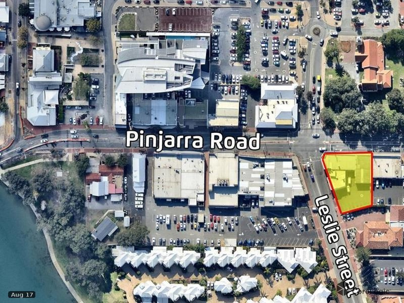 PRIME MANDURAH CBD CORNER RETAIL - SHOP 2