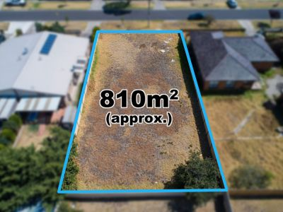 Rare Vacant Allotment of 810M2 With Huge 20M Frontage