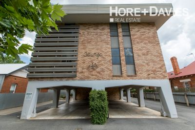 IDEAL CENTRAL UNIT - LEASED AT $190 PER WEEK