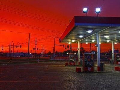 Petrol Station on Busy Ballarat Street - Ref: 11529