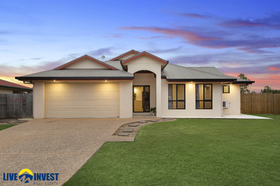 HOME SWEET HOME –WANT TO ENJOY NTH QLD'S RELAXING LIFESTYLE AT IT'S FINEST? .. YES YOU CAN, RIGHT NOW!!!