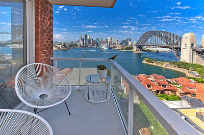 OPERA HOUSE, CITY SKYLINE & HARBOUR BRIDGE - UNINTERRUPTED & UNPARALLELED