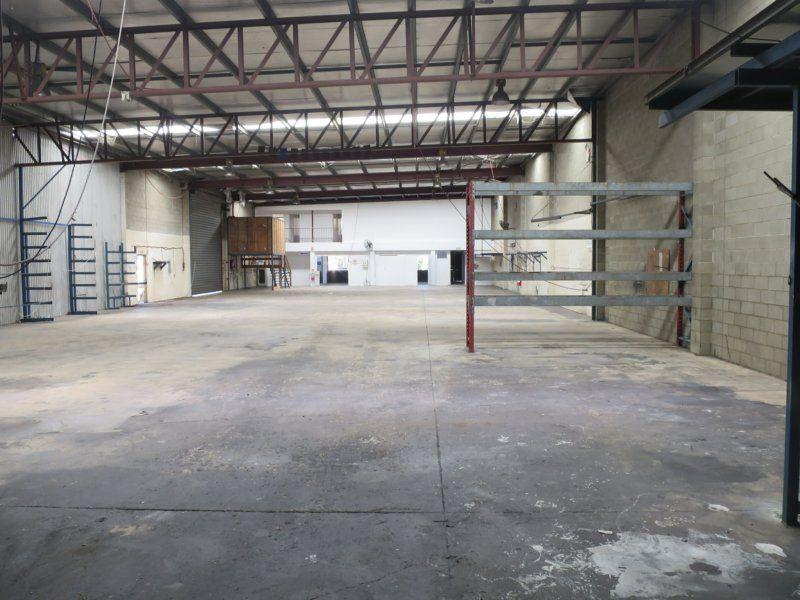 944sqm Clear Span Warehouse