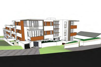 Newcastle Suburban Residential Development site-approved @36 units