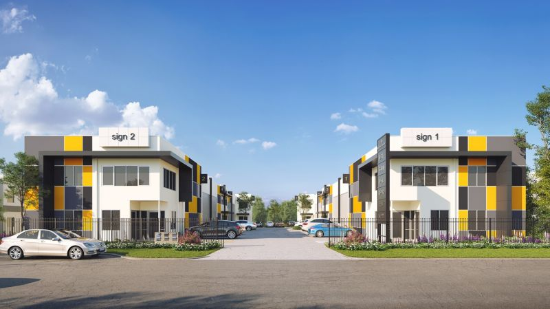 NEW MODERN UNITS IN A FANTASTIC LOCATION