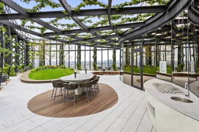 Experience Yarra's edge's newest addition, 'Voyager'