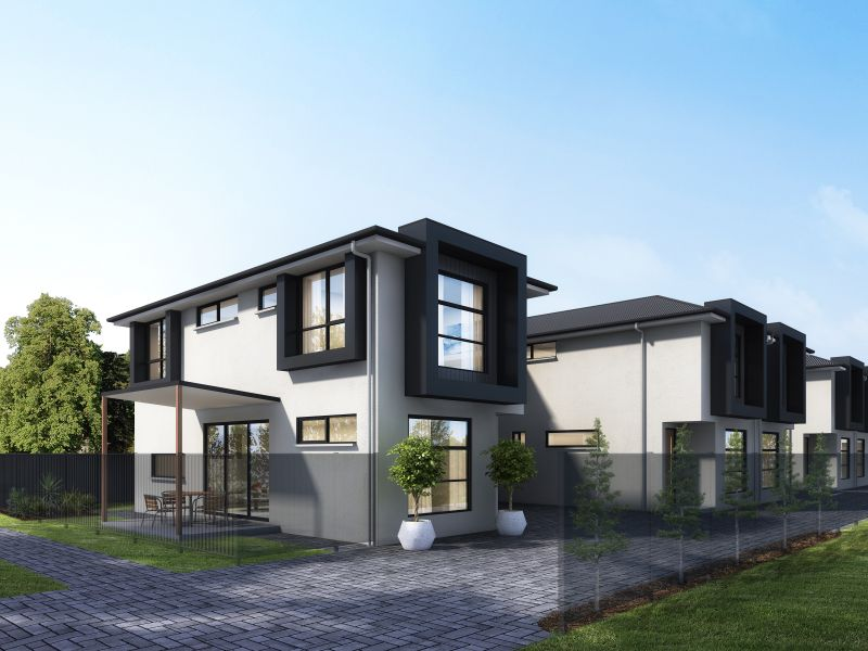 High class, quality homes to be built