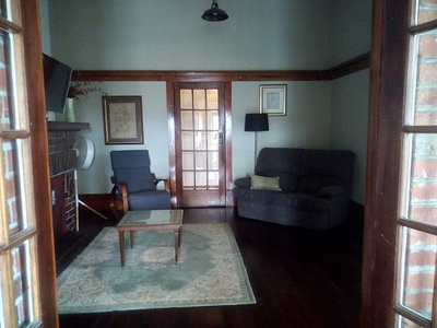 FULLY FURNISHED SELF CONTAINED ONE BEDROOM APARTMENT APARTMENT-3/6 OR 12 MONTH LEASE available NOW