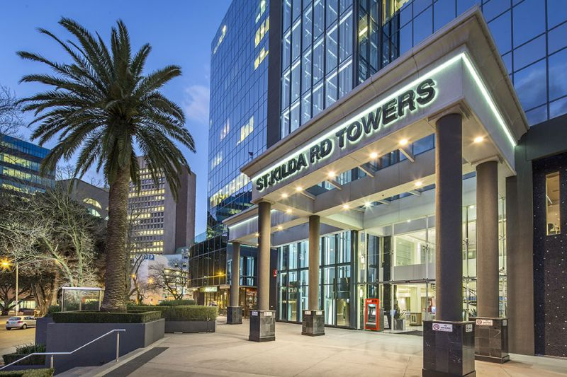 DISCOVER ST KILDA RD TOWERS – PREMIUM OFFICE SPACE