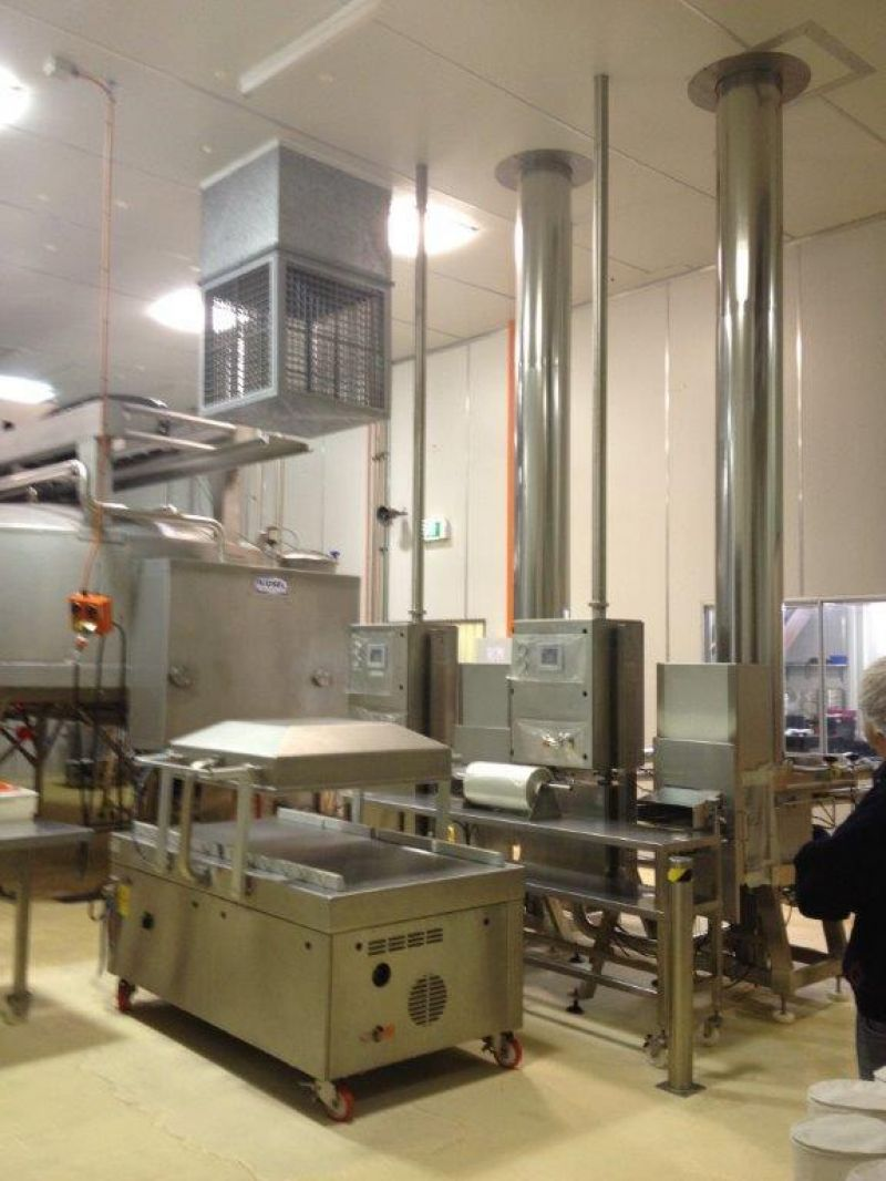 Hi Tech Cheese manufacturing plant. Huge export opportunity.
