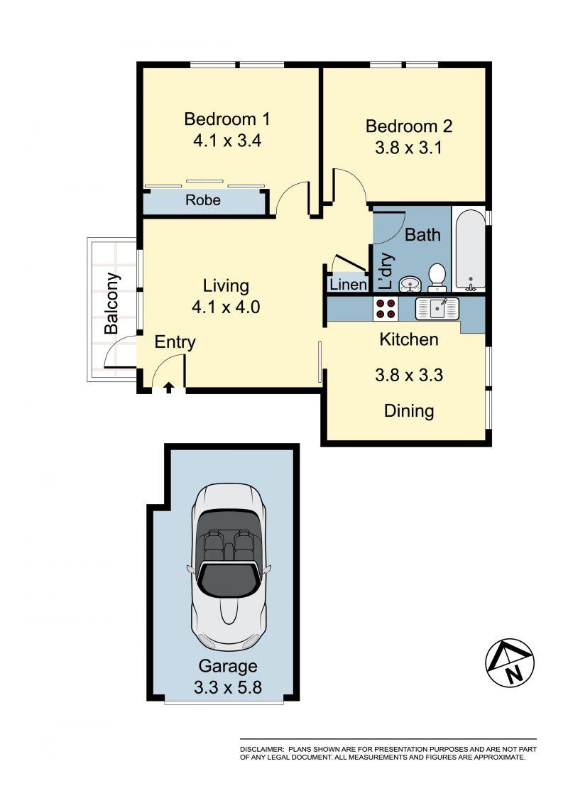 3/30 Cowper Street Randwick 2031