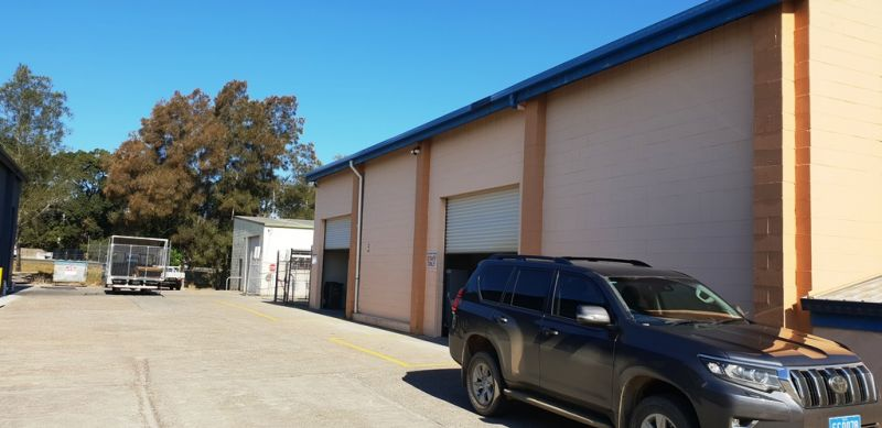 Freestanding Caloundra Industrial Warehouse and Retail Showroom