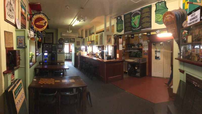 Historical Iconic Country Hotel Freehold for sale situated in Koroit Victoria