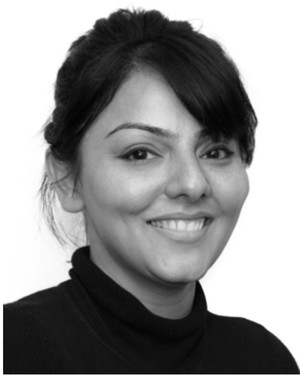 Irum Khalid (Front Office Manager)
