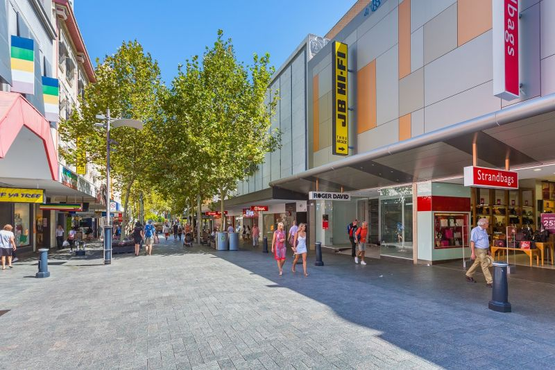 Prime Hay Street Mall - Flagship Location