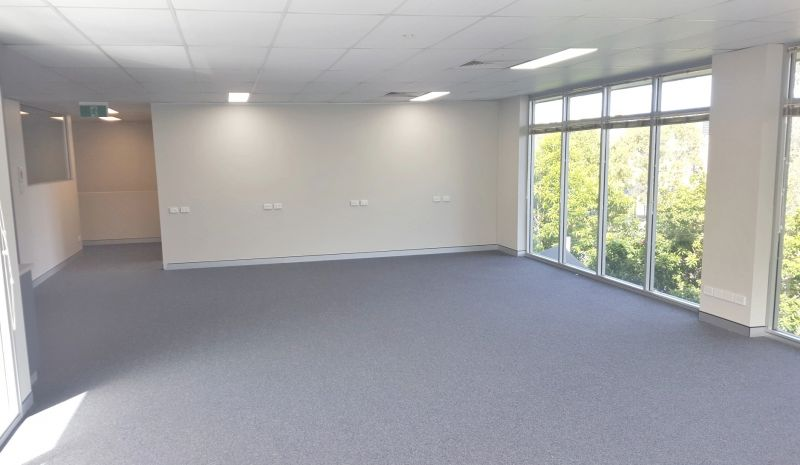 Corporate Office With Storage