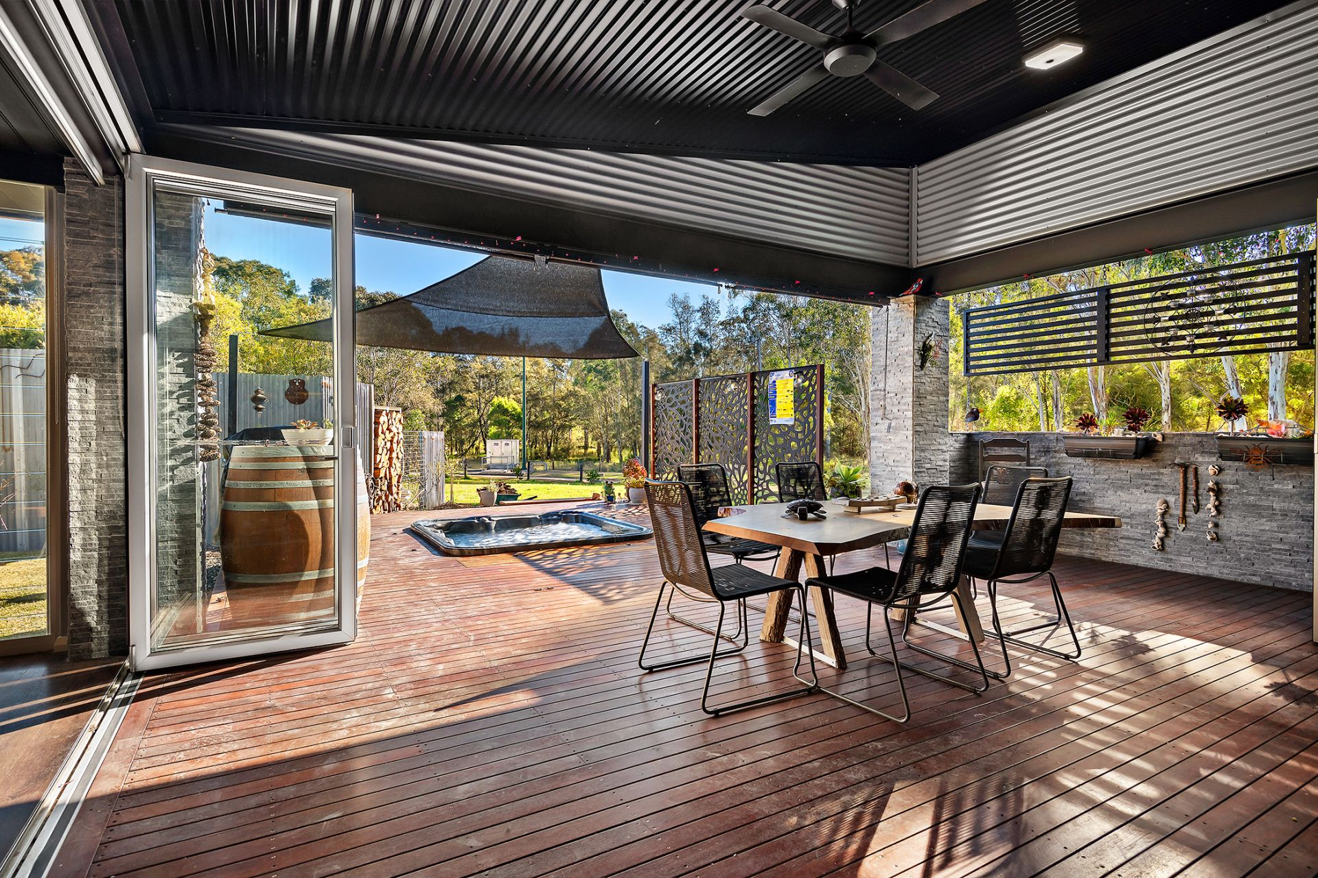 Stunning bespoke home with tranquil Hunter Valley vibes