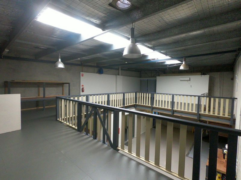 Warehouse Opportunity in Corporate Park Estate
