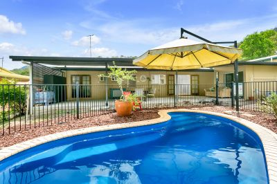 PRIVATE & LEAFY IN UPPER MOOROOBOOL