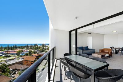 NORTH EAST OCEAN, REAL TWO BEDROOM APARTMENT!