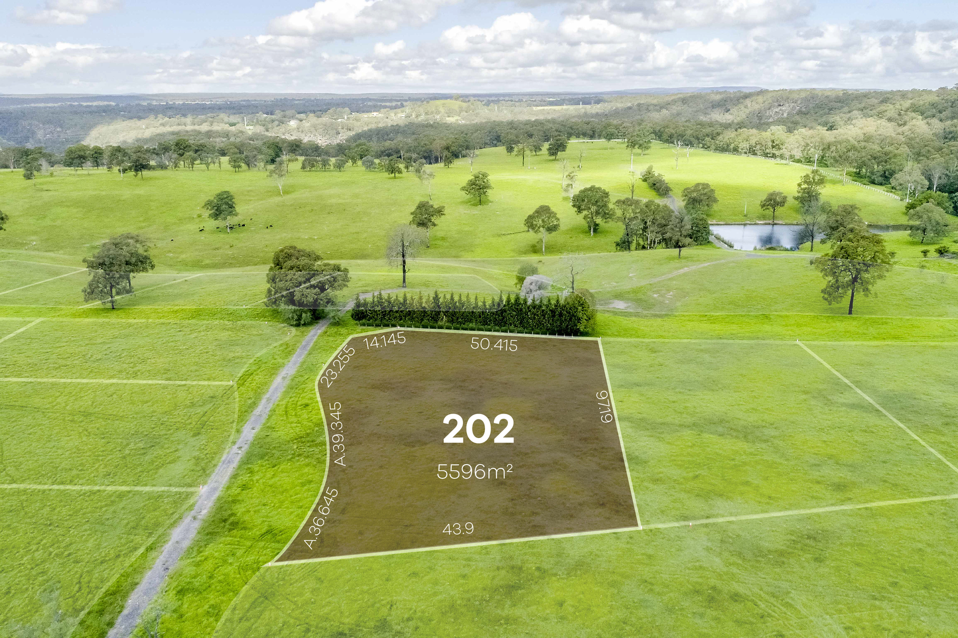 Tahmoor Lot 202 Proposed Road   The Acres