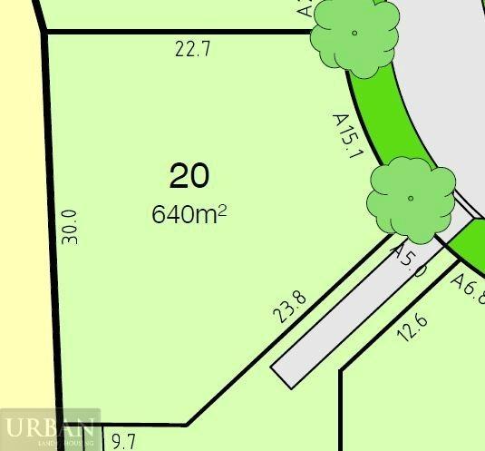 Cranebrook Lot 20 Saint Francis Estate