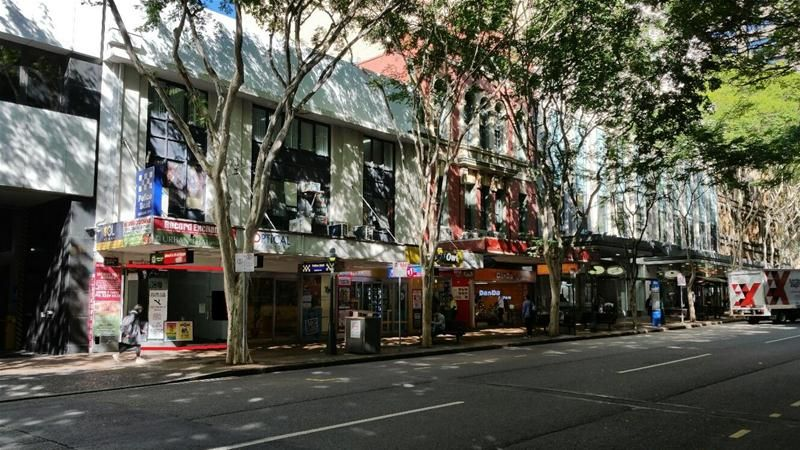 Retail in the heart of Brisbane