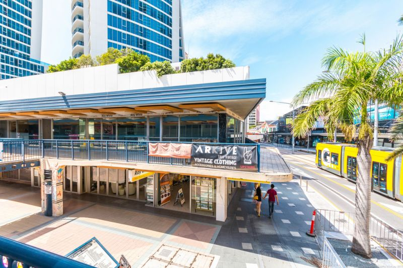 Heart of Town - Retail / Commercial premises Surfers Paradise
