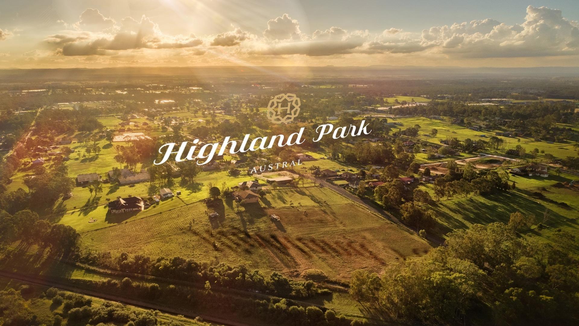 Austral A300B/Highland Park