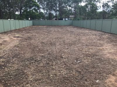 RU4 zone,  670m2 fully fenced. Anytime for inspection.