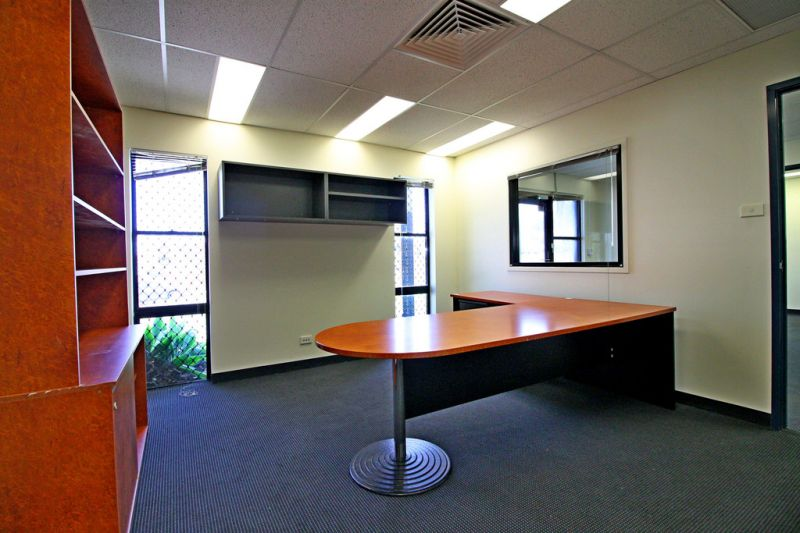 Large Office and Warehouse and Huge Car Parking