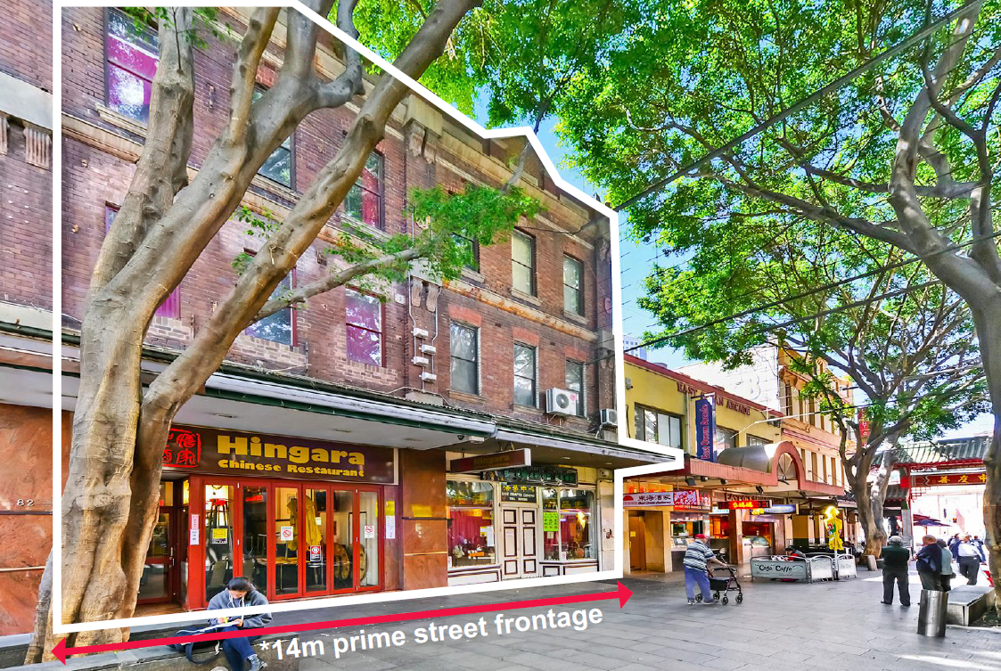 Exceptional Chinatown Freehold