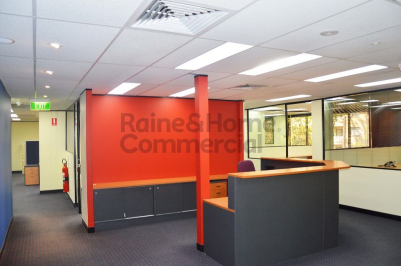 MODERN OFFICE AVAILABLE IN HIGH PROFILE POSITION