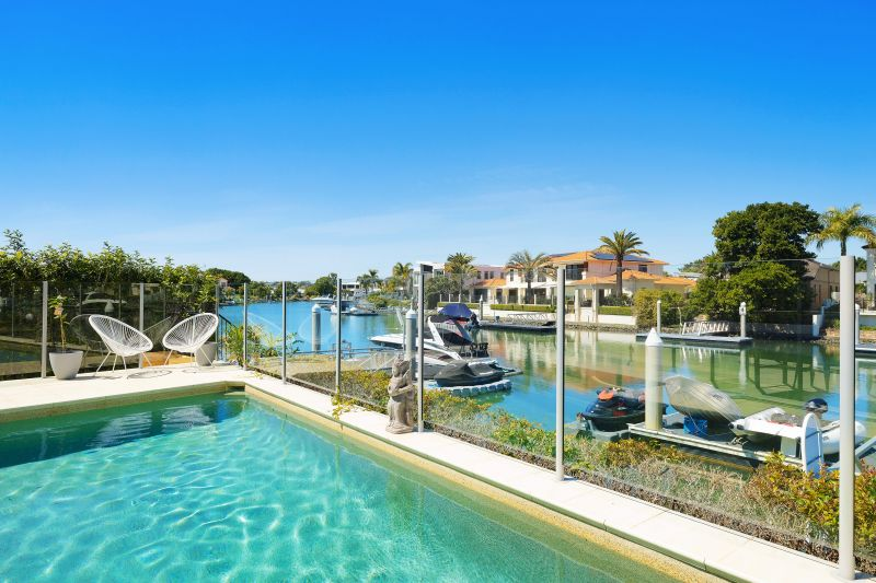 Sprawling Waterfront Estate in Sanctuary Cove