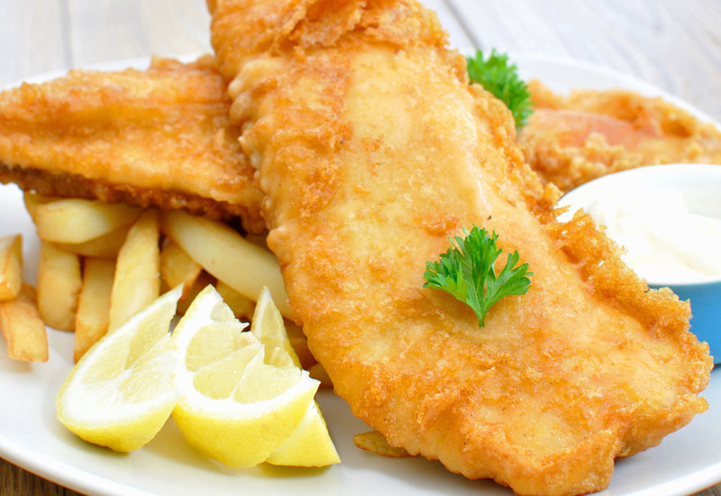 Fish and Chips $9,000 per week